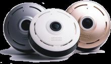 Camera ip wifi hồng ngoại 360độ 1.3M