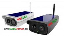 Solar power Camera Wifi