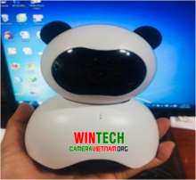 Camera ip wifi WinTech  QC10 độ phân giải 2.0MP